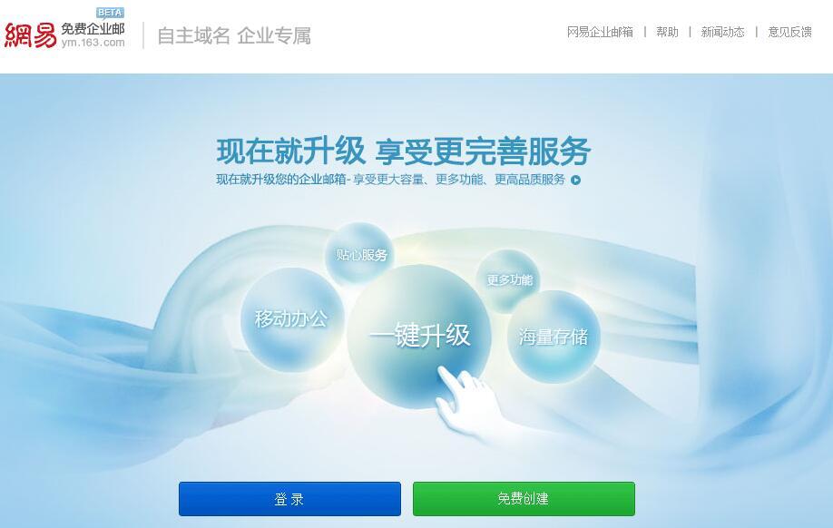 网易免费企业邮箱注册开通和配置详细教程-第1张-讯沃blog(www.77nn.net)